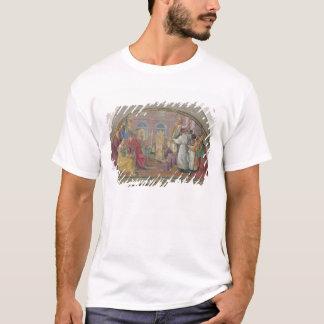 Papst Eugene IV das Kloster von San Mrz widmend T-Shirt