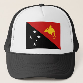 Papua-Neu-Guinea Flaggen-Hut Truckerkappe
