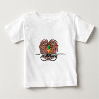 Papua-Neu-Guinea nationales Emblem Baby T-shirt