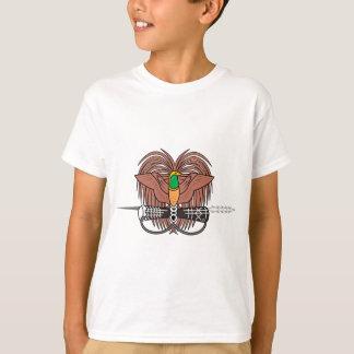 Papua-Neu-Guinea nationales Emblem T-Shirt