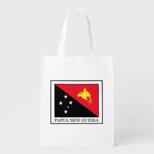 Papua-Neu-Guinea Wiederverwendbare Einkaufstasche