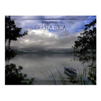 Paquera, COSTA RICA Postkarte