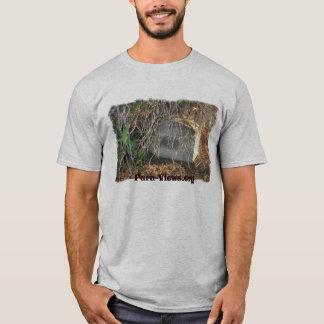 Para-Ansichten Grau-Shirt T-Shirt