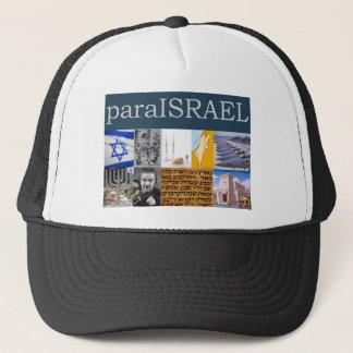 Para Israel Truckerkappe