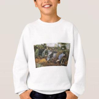 Parabel von dem blinden durch Pieter Bruegel das Sweatshirt