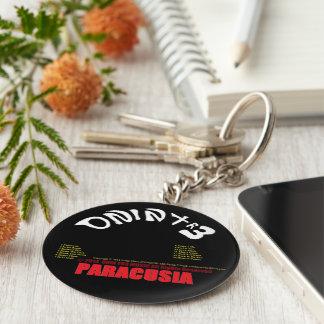 Paracusia CD-Keychain durch ONIN TR3 mit den Schlüsselanhänger