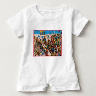 Parade-Enden Baby Strampler