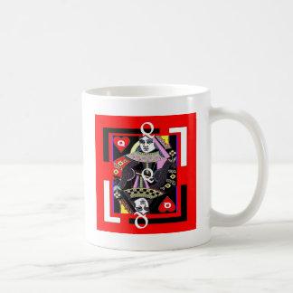 Parade-Königin der Herzen durch Sharles Kaffeetasse