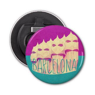 Paradies Barcelonas Gaudi Flaschenöffner