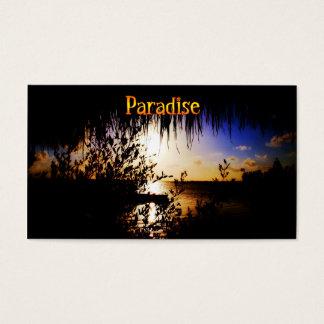 Paradies Visitenkarte