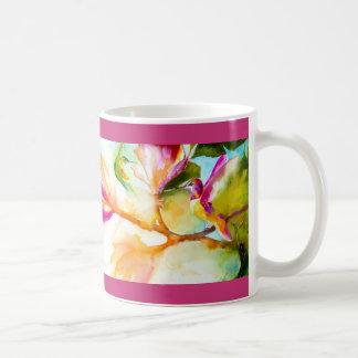 Paradiesvögel Kolibri-Druck Kaffeetasse