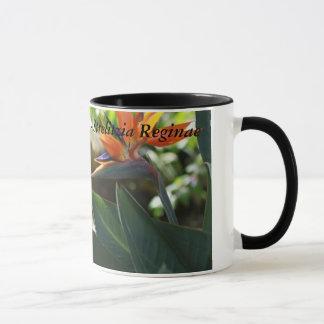 Paradiesvogel - Strelitzia Reginae Geschenk-Tasse Tasse