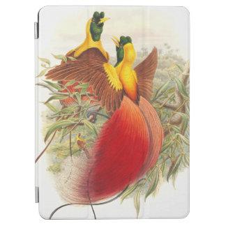 Paradiesvogel Vogel-Tier-wild lebende Tiere iPad Air Hülle