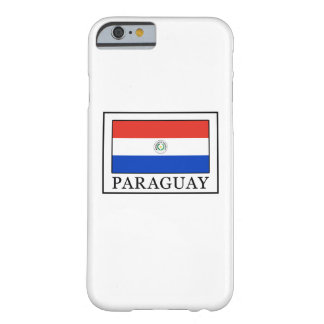 Paraguay Barely There iPhone 6 Hülle
