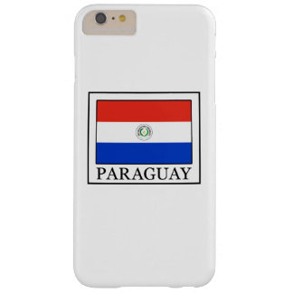 Paraguay Barely There iPhone 6 Plus Hülle