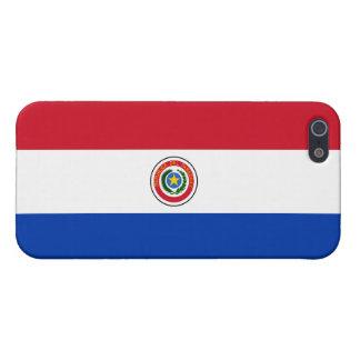 Paraguay-Flagge Schutzhülle Fürs iPhone 5