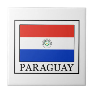 Paraguay Fliese