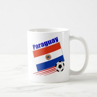 Paraguay-Fußball-Team Kaffeetasse
