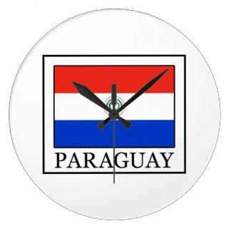 Paraguay Große Wanduhr