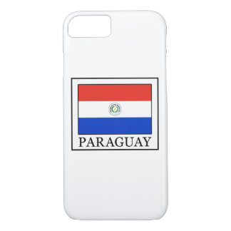 Paraguay iPhone 8/7 Hülle