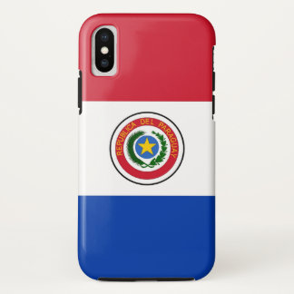 Paraguay iPhone X Hülle