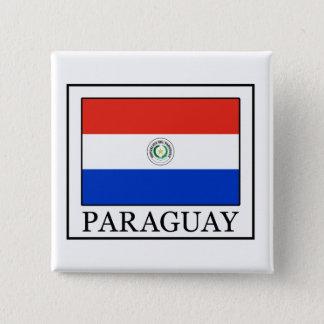 Paraguay-Knopf Quadratischer Button 5,1 Cm