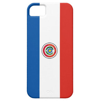 Paraguay-Landesflaggenationssymbol iPhone 5 Etuis