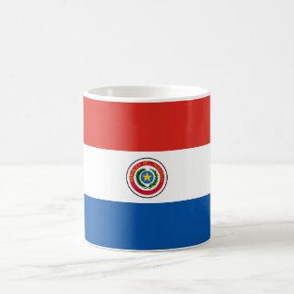 Paraguay-Landesflaggenationssymbol Kaffeetasse