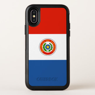 Paraguay OtterBox Symmetry iPhone X Hülle