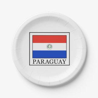Paraguay Pappteller