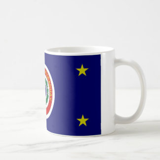 Paraguay-Präsident Flag Kaffeetasse