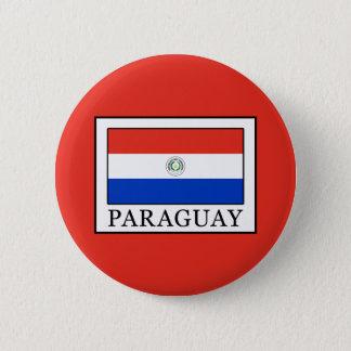 Paraguay Runder Button 5,1 Cm