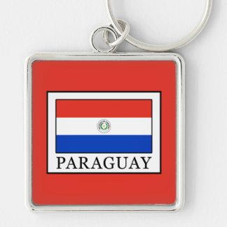 Paraguay Schlüsselanhänger