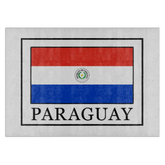 Paraguay Schneidebrett