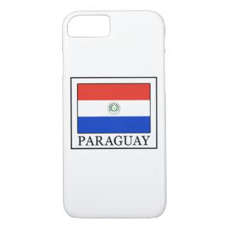 Paraguay-Telefonkasten iPhone 8/7 Hülle