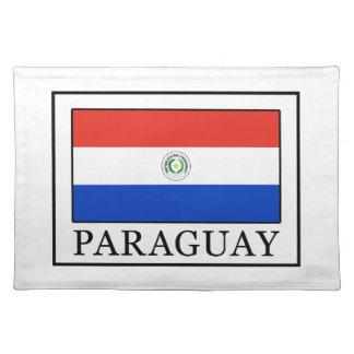 Paraguay Tischset