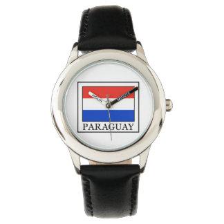 Paraguay Uhr
