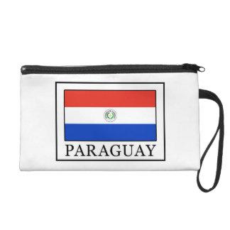 Paraguay Wristlet Handtasche