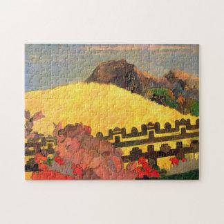 """""""Parahi Te Marae"""" - Paul Gauguin Puzzle"""