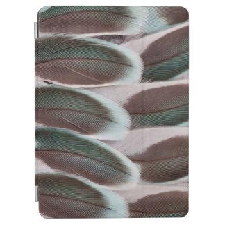 Parakeet-Flügel-Feder-Entwurf iPad Air Hülle