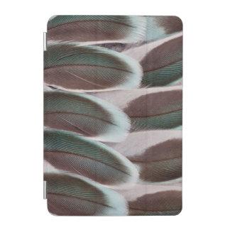 Parakeet-Flügel-Feder-Entwurf iPad Mini Hülle