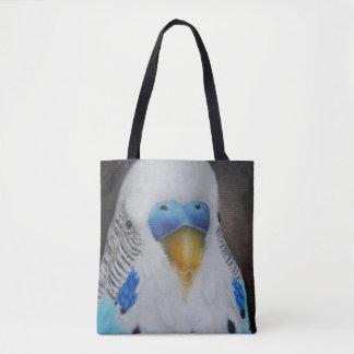 Parakeet-Kunst-Tasche durch Mary Hughes Tasche