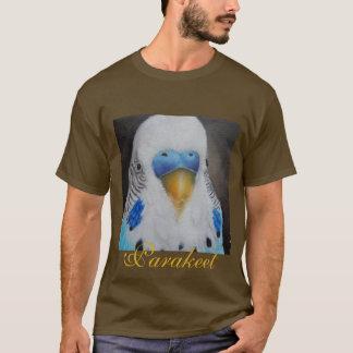 Parakeet-naher hoher Kunst-T - Shirt durch M.