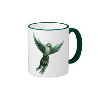 Parakeet-Tasse Ringer Tasse