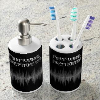 Paranormal Forscher Soundwave Bad-Set Badset