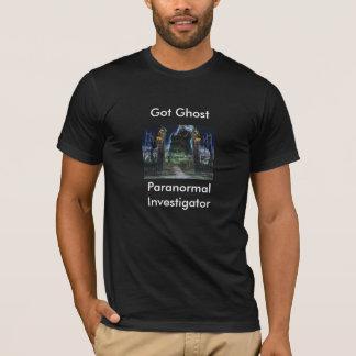 Paranormal Forscher T-Shirt