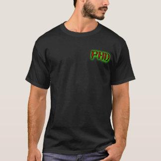 Paranormal Hafen und abschließender Test des T-Shirt