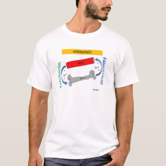 Paraschilddrüse u. Calcitonin T-Shirt