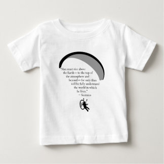 paraSocrates Baby T-shirt
