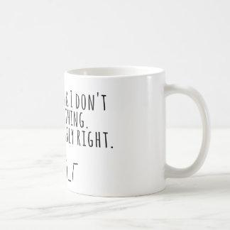 Parenting-Wahrheiten Kaffeetasse